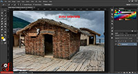 Selectii in Curs Adobe Photoshop CC