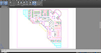 lectii autocad, invatare autocad, autocad incepator, Model space si paper space in Curs Autocad 2015