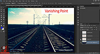 Vanishing Point Adobe Photoshop CC