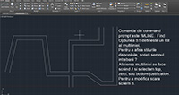 Multilinia in tutorial autocad, tehnici autocad,