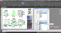 Viewport Explorer in Curs Autocad 2015
